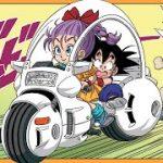 【ドラゴンボールSD】#01「ブルマと悟空とドラゴンボール」【最強ジャンプ漫画】