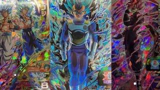【SDBH】bm8-sec ビックバンミッションシークレット公開!スーパードラゴンボールヒーローズ