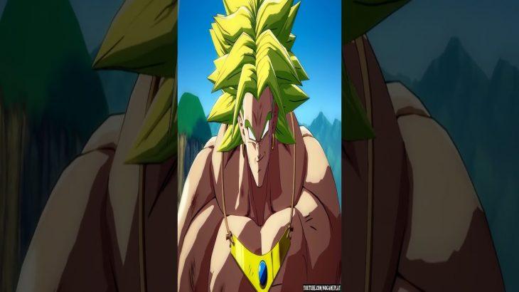 【ドラゴンボール漫画】 – dragon ball cartoon Goku SSJ3 – #4 – short