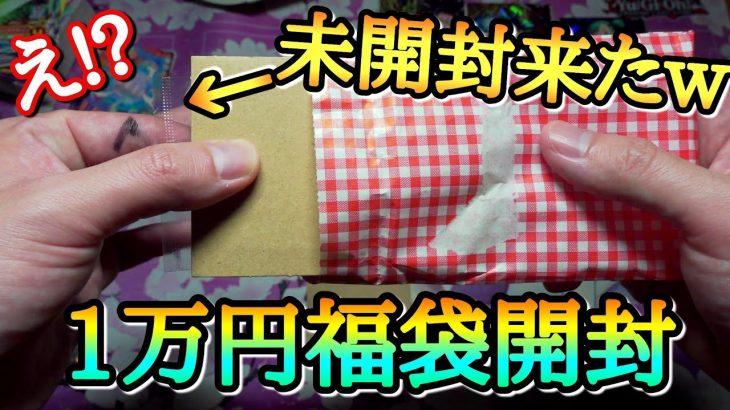 (いきなり未開封w)1人1袋限定の1万円福袋買ったら開幕から未開封来たんだがwww【ドラゴンボールヒーローズ 福袋開封】