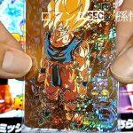 スーパードラゴンボールヒーローズBM9弾  190レンコ&バトル動画!