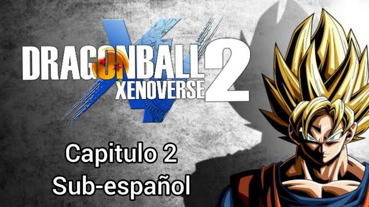 Dragon Ball Xenoverse 2   Capitulo 2   2016   ドラゴンボールゼノバース   ドラゴンボール超