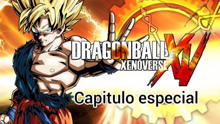 Dragon Ball Xenoverse   capitulo especial   2016   ドラゴンボールゼノバース   ドラゴンボール超