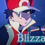【ポケモンHGSS】レッド戦にブリザード流してみた【Blizzard】【ドラゴンボール超】