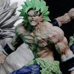 【フィギュア制作】粘土で作る。超ブロリー(ドラゴンボール超)Sculpting 『Dragon Ball Super』