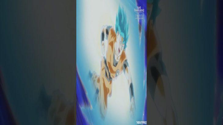 【ドラゴンボール漫画】【スーパードラゴンボールヒーローズ 】 dragon ball cartoon  #125 #shorts