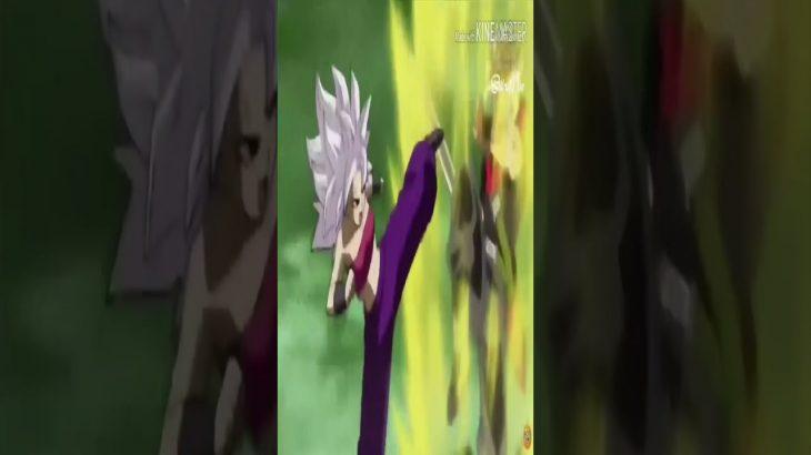 【ドラゴンボール漫画】【スーパードラゴンボールヒーローズ 】 dragon ball cartoon  #226 #shorts