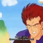 アニメ ドラゴンボール第33話⑤終「龍の伝説」