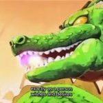 アニメ ドラゴンボール第33話④「龍の伝説」