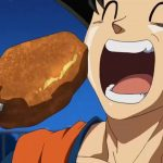 カカロット最高の瞬間アニメフード || Kakaroto Meal scene Animefood
