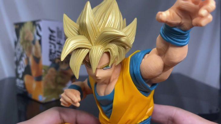 ドラゴンボール超 超ゼンカイソリッドvol.1 超サイヤ人 孫悟空 フィギュア開封動画 スーパーサイヤ人 DRAGON BALL Super Saiyan Son Goku Figure