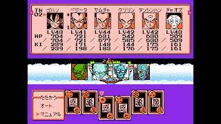 #22【ドラゴンボールZ RPG】結構戦闘に時間かかったけどガーリックJr復活編終了!![アニメオリジナル:魔凶星編:後編]