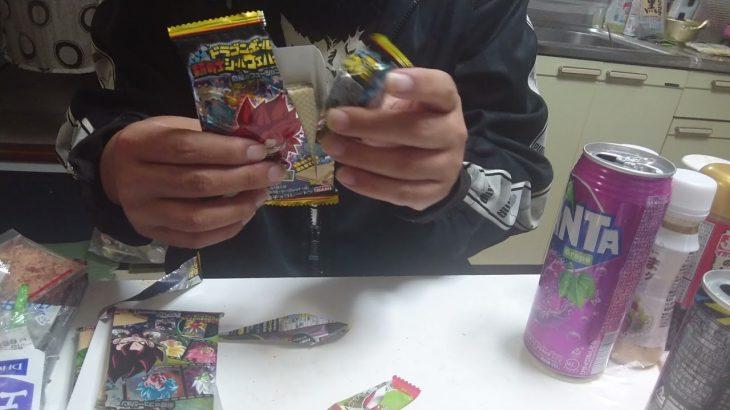 「ドラゴンボール超戦士シールウェハース」&「Bチューブマン☆」