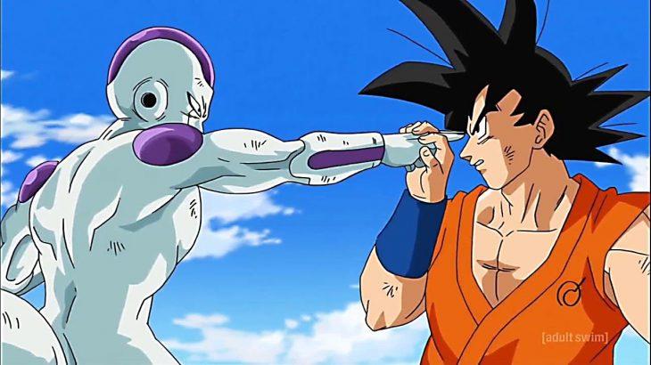 "Dragon Ball Super #24 ""Goku vs Frieza"" 【11000 Picture no Color】ドラゴンボール超 – 悟空 vs フリーザ"
