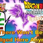 Dragonball Z Abridged Episode 0 Why It Wont Be Here Anymore