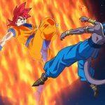 超サイヤ人の神の力で訓練され、最大化された悟空 || Goku trained and maximized by the power of the Super Saiyan God