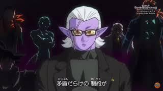 【MAD】生きるをする スーパードラゴンボールヒーローズ宇宙創生編