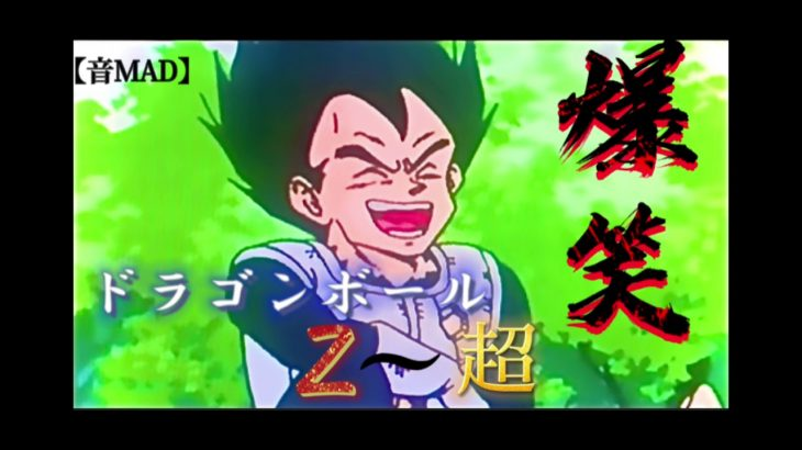 【音MAD】ドラゴンボールZ~超×爆笑