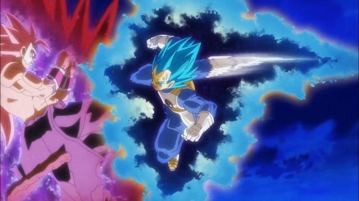 効果音を新井SEに変えてみた。(ドラゴンボールZ) SDBHプロモーションアニメ第6話  スーパードラゴンボールヒーローズビッグバンミッション