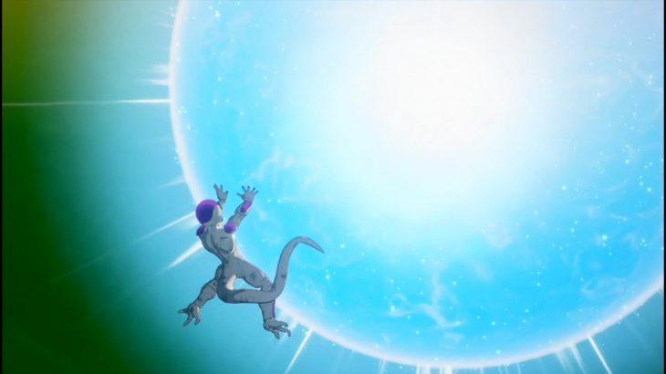 悟空vsフリーザ 最後の切り札は元気玉【ドラゴンボールZカカロット】