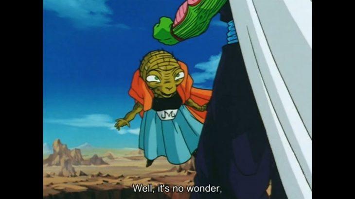 ドラゴンボール Z ピッコロとバビディの好きな会話シーン Dragon Ball Z Piccolo And Babidi's My Favorite Scene