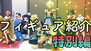【ドラゴンボール】フィギュア紹介番外編!色んなアニメのフィギュア紹介します!