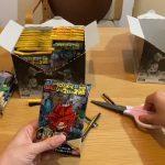 ドラゴンボール超戦士シールウエハース超奇跡のフュージョン開封動画