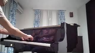 アニメ(51) ドラゴンボール ED 「ロマンティックあげるよ」 ピアノ