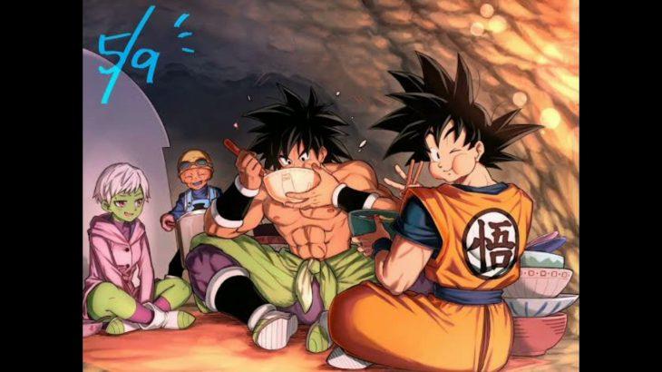 映画 ドラゴンボール 超 ブロリー 平和 食事用BGM集 Movie Dragon Ball Super Blory Peaceful Eating Moment BGM Collection