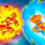 Best Fightsドラゴンボール超 #2 激しい戦い ~ ゴールデンフリーザの復讐、悟空は殴られた ▶ Goku Super Saiyan Blue VS Golden Frieza