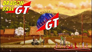 【MAD】DRAGONBALL ひぐらしのなく頃に卒 最終話ED【Dragon Ball gt】ひとりじゃない