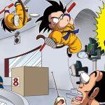 【ドラゴンボールSD】#29「マッスルタワーの最期」【最強ジャンプ漫画】