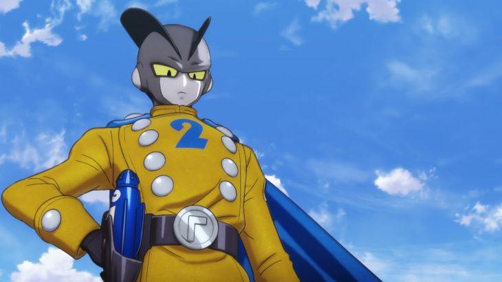 劇場版《龍珠超SUPER HERO》特別影像 Part 2 (中文字幕)