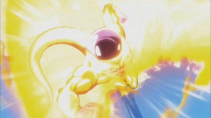 ドラゴンボール 超 悟空 vs ゴールデンフリーザ (拳で語り合うはずがズレた) Dragon Ball Super Goku vs Golden Frieza
